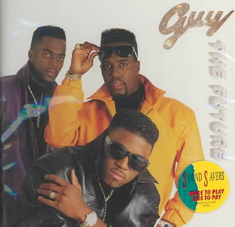 GUY...THE FUTURE BY GUY (CD)